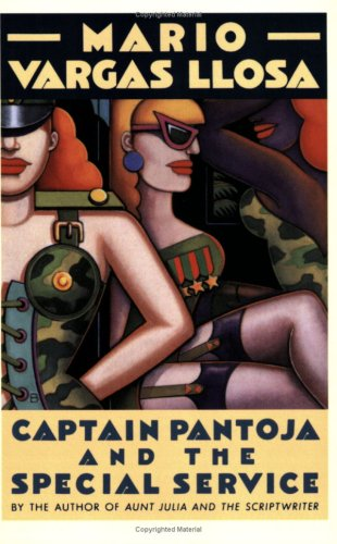 Captain Pantoja and the Special Service  N/A edition cover
