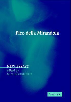Pico Della Mirandola New Essays  2008 9780521847360 Front Cover