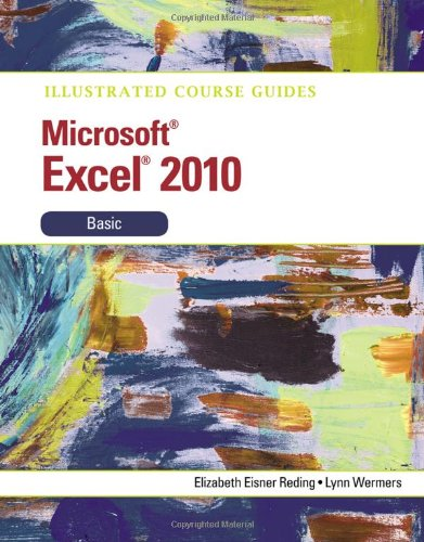 Microsoft� Excel� 2010 Basic  2011 edition cover