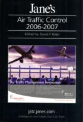 Jane's Air Traffic Control 2006/2007:   2006 edition cover