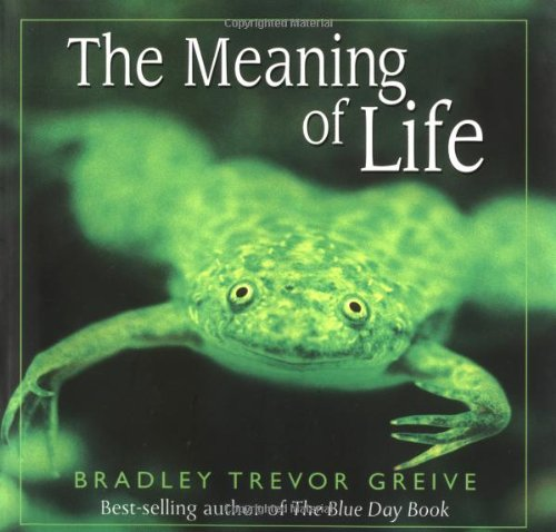 Meaning of Life   2001 edition cover