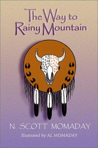 Way to Rainy Mountain   1976 (Reprint) edition cover