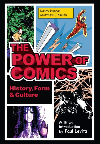 Power of Comics History, Form and Culture  2009 edition cover