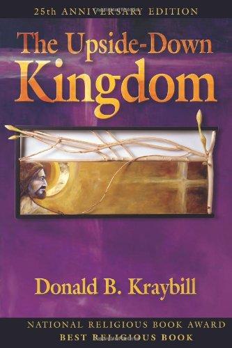 Upside-Down Kingdom 25th 2003 (Anniversary) edition cover