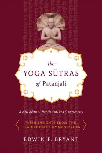 Yoga Sutras of Pata�jali A New Edition, Translation, and Commentary  2009 edition cover