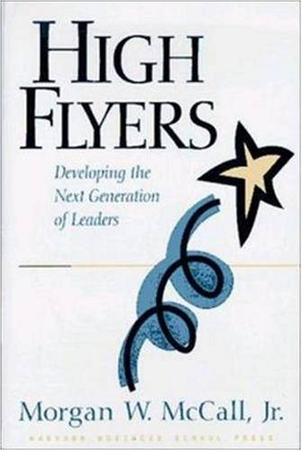 High Flyers Developing the Next Generation of Leaders  1997 edition cover