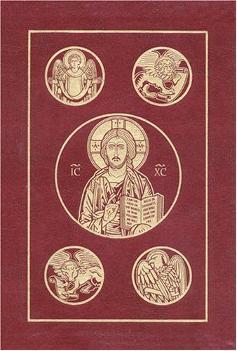 Catholic Bible-RSV 2nd 2006 edition cover
