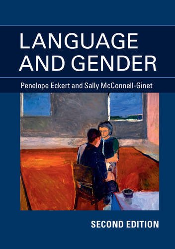Language and Gender  2nd 2013 edition cover