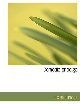 Comedia Prodig N/A 9781113979360 Front Cover