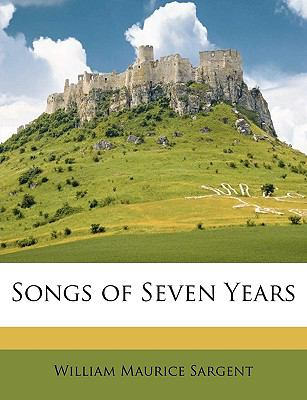 Songs of Seven Years N/A edition cover