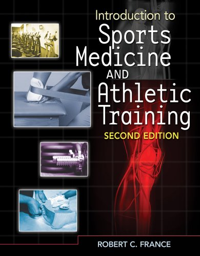 Introduction to Sports Medicine and Athletic Training  2nd 2011 edition cover