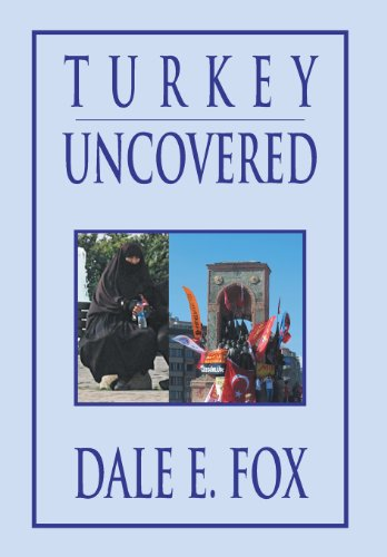 Turkey Uncovered   2013 9781483687360 Front Cover