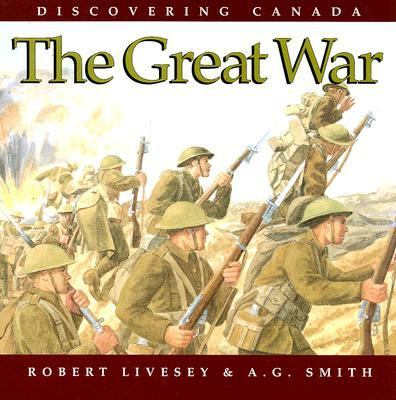 Great War   2006 9781550051360 Front Cover