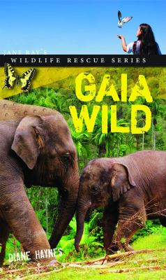 Gaia Wild   2008 9781552859360 Front Cover