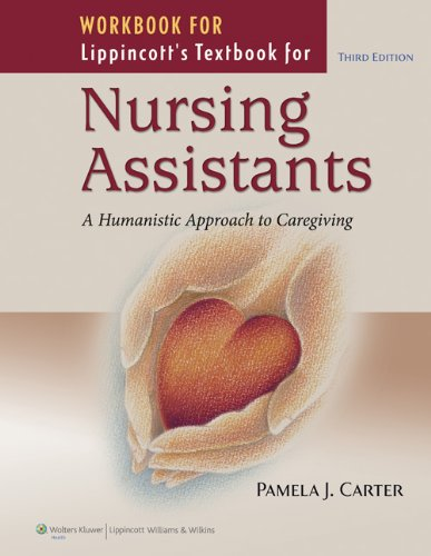 Nursing Assistants A Humanistic Approach to Caregiving 3rd (Revised) 9781605476360 Front Cover