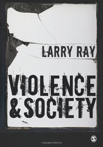 Violence and Society   2011 edition cover