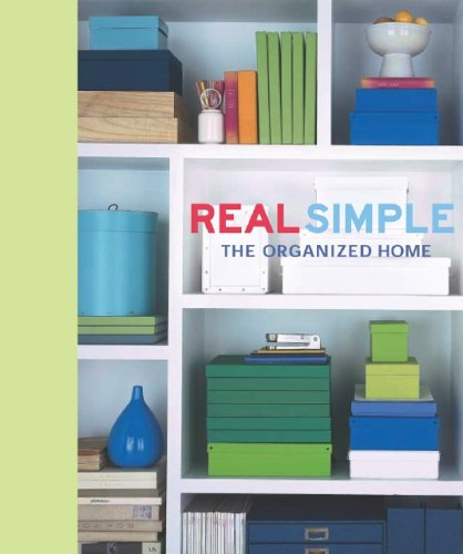 Organized Home   2006 (Revised) 9781933405360 Front Cover