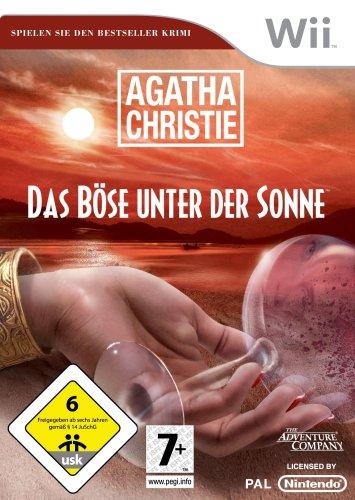 Agatha Christie: Das Böse unter der Sonne Nintendo Wii artwork