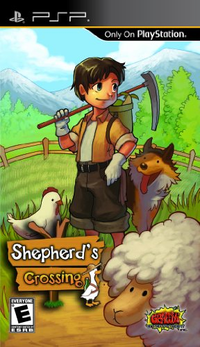Shepherd's Crossing - Sony PSP Sony PSP artwork