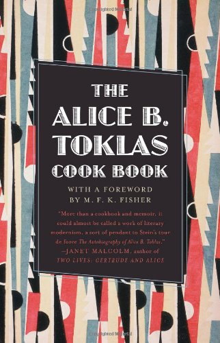 Alice B. Toklas Cook Book   2010 9780061995361 Front Cover