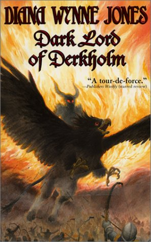 Dark Lord of Derkholm  N/A edition cover