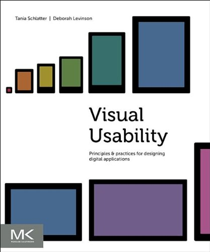 Visual Usability Principles and Practices for Designing Digital Applications  2013 edition cover