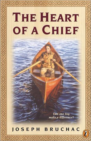 Heart of a Chief  N/A edition cover