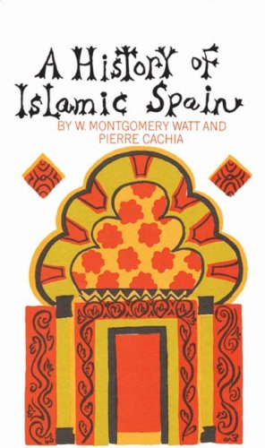 History of Islamic Spain   2007 edition cover