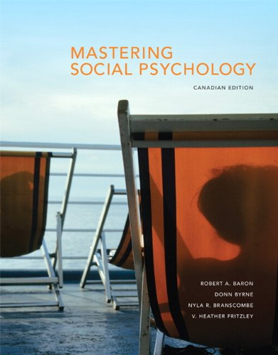 Mastering Social Psychology   2011 9780205791361 Front Cover