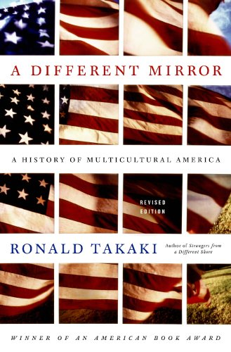 Different Mirror A History of Multicultural America  2008 (Revised) 9780316022361 Front Cover