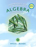 Elementary and Intermediate Alg for College Students Media Update Plus NEW MyMathLab with EText -Access Card Package  4th 2015 edition cover