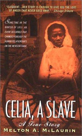 Celia, a Slave   1999 9780380803361 Front Cover