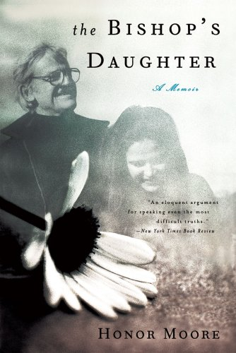 Bishop's Daughter A Memoir  2009 edition cover