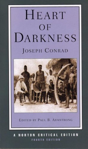 Heart of Darkness  4th 2006 9780393926361 Front Cover