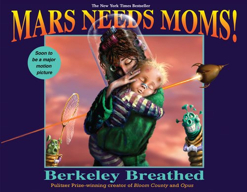 Mars Needs Moms!   2007 edition cover