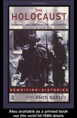 Holocaust Origins, Implementation, Aftermath  1999 edition cover
