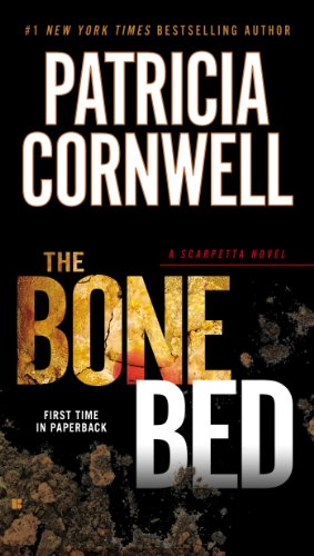 Bone Bed Scarpetta (Book 20) N/A 9780425261361 Front Cover