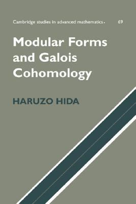 Modular Forms and Galois Cohomology   2000 9780521770361 Front Cover