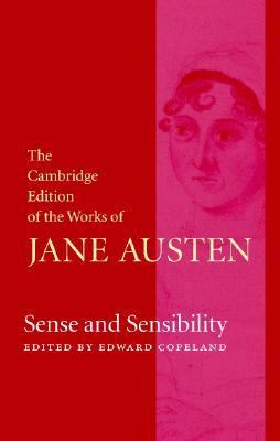 Sense and Sensibility   2006 9780521824361 Front Cover