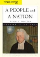 People and a Nation  2nd 2009 9780547060361 Front Cover