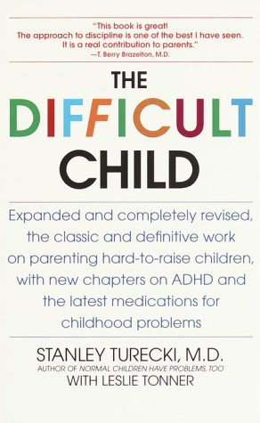 Difficult Child  2nd 2000 (Revised) edition cover