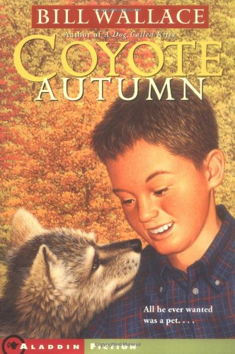 Coyote Autumn   2002 edition cover