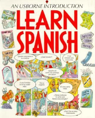 Learn Spanish  N/A 9780746005361 Front Cover
