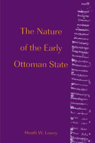 Nature of the Early Ottoman State   2003 edition cover