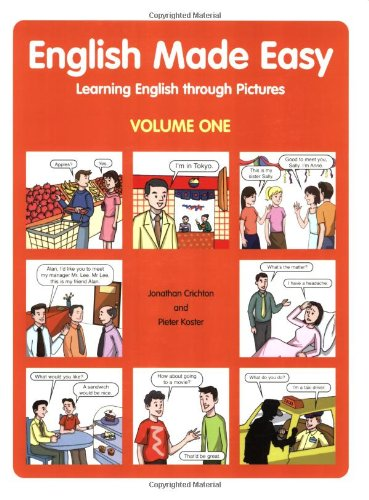 English Made Easy Learning English Through Pictures  2006 edition cover