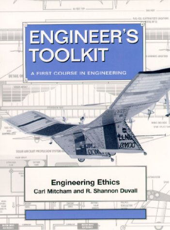 Engineer's Toolkit A First Course in Engineering  2000 9780805364361 Front Cover