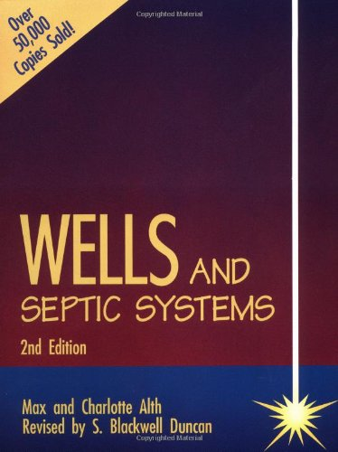 Wells and Septic Systems  2nd 1991 (Revised) 9780830621361 Front Cover
