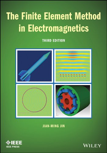 Finite Element Method in Electromagnetics  3rd 2014 edition cover