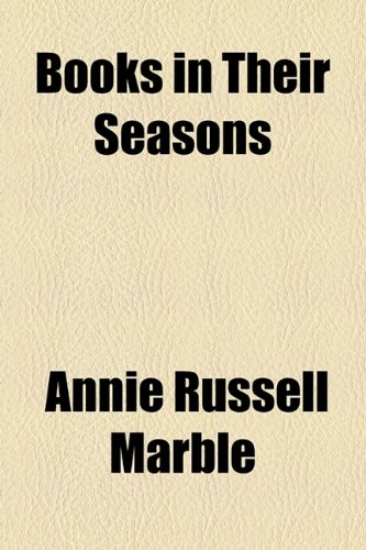 Books in Their Seasons  2010 edition cover