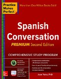 Spanish Conversation  2nd 2016 9781259586361 Front Cover